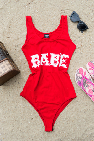 Body Babe Red0