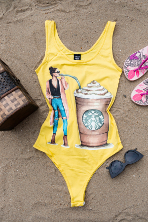 Body Frappe Yellow0