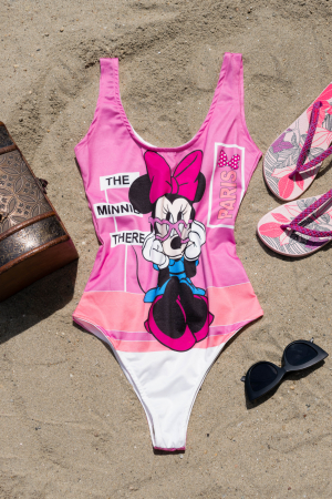 Body Minnie Pink0
