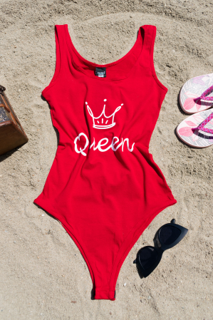 Body Queen Red0