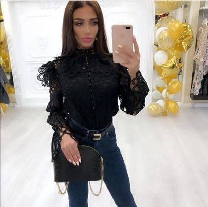 Camasa Juliana Black1