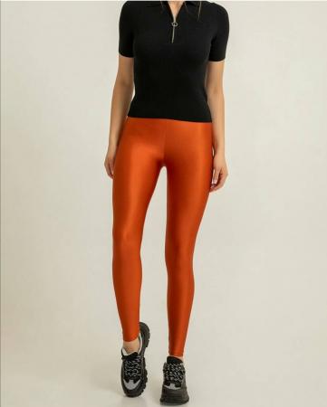 Colanti Lycra Extrafin Jessica Orange0