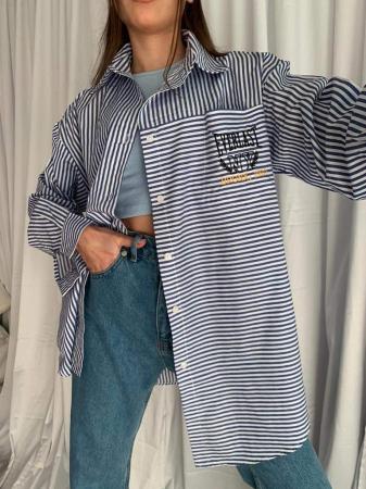 Camasa Blue Stripes [0]