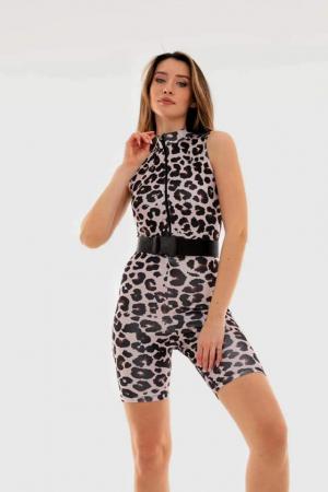Salopeta Reina Leopard Print [1]