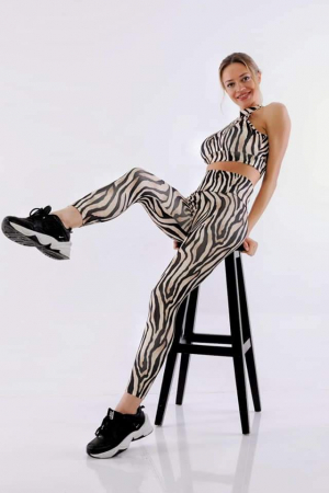 Compleu Sarah Zebra [0]