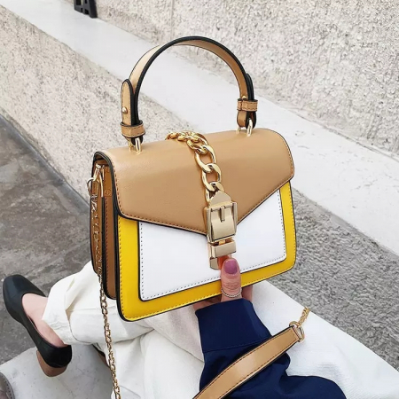 Geanta Crossbody Katia Yellow0