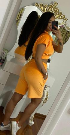 Compleu Diana Orange [2]