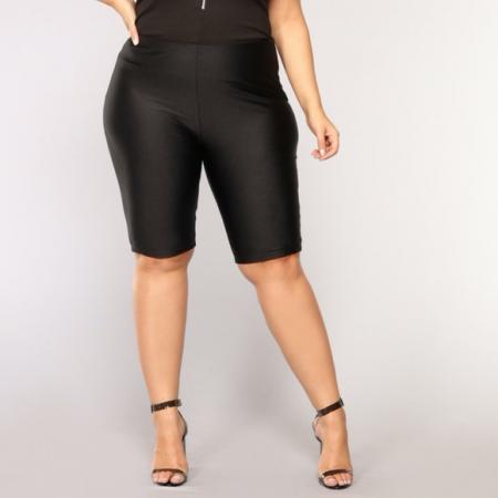 Colanti Lycra Emy Plus Size Black [0]