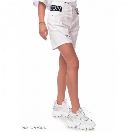 Pantaloni Scurti Lara White [2]