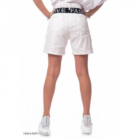 Pantaloni Scurti Lara White [1]