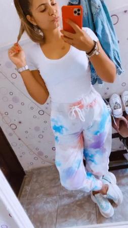 Pantaloni Sport Bubblegum1
