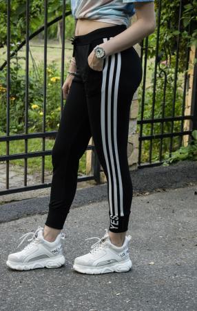 Pantaloni Sport Edith Black [6]