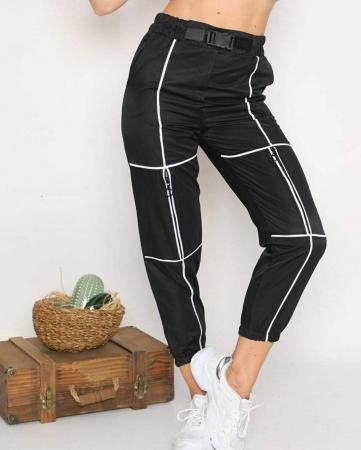 Pantaloni Sport Katie Black1