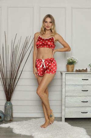 Pijama Sonia Red1