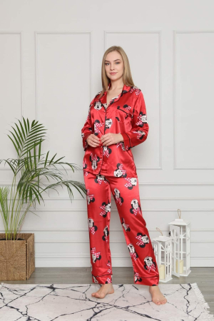 Pijama Minnie Red [0]