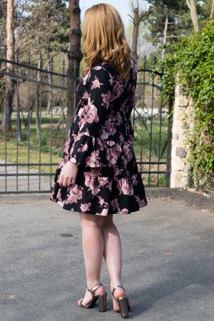 Rochie Anna Black2