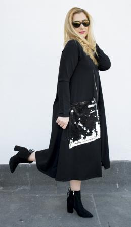Rochie Anne Black1