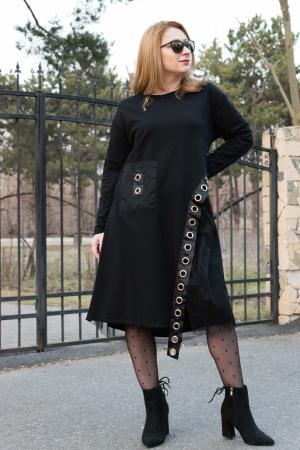 Rochie Armina Black2