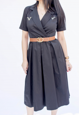 Rochie Catherine Black3