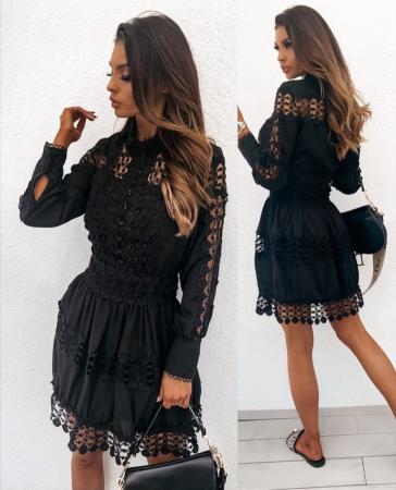 Rochie Fabiana Black3