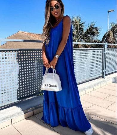 Rochie Medeea Blue [1]
