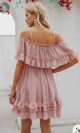 Rochie Misha Sweet Pink3