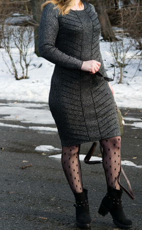 Rochie Sandra Black [2]