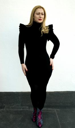 Rochie Sophie Black [3]