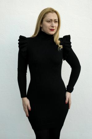 Rochie Sophie Black [0]