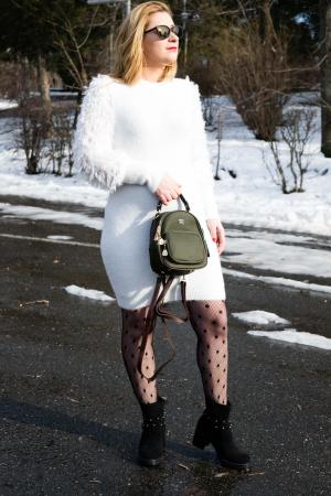 Rochie White Snow0
