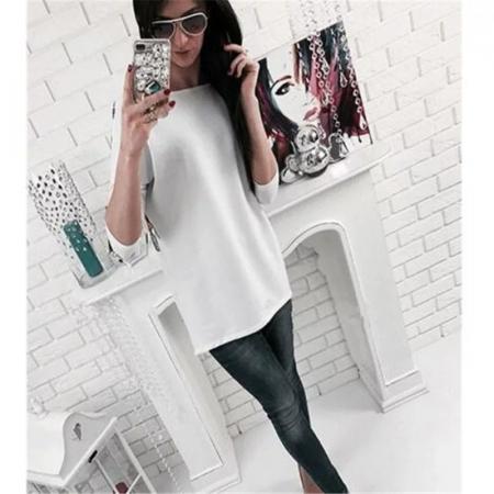 Tricou Anisia White3