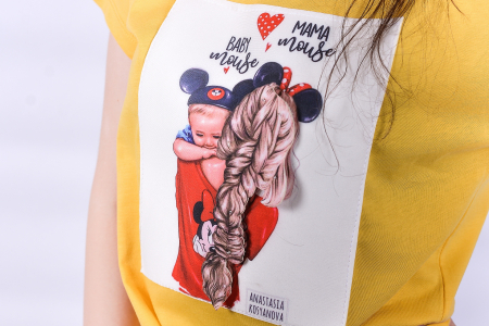 Tricou Baby Mouse2