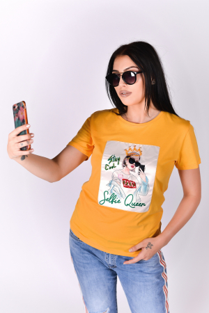 Tricou Selfie Queen [0]