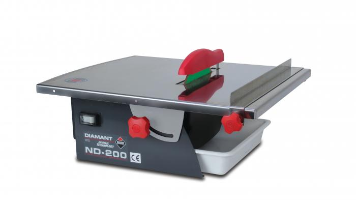 Masina electrica de taiat cu disc diamantat PROFESIONALA - DIAMANT ND-200 [0]