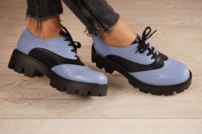 Pantofi dama din piele naturala MSPD59920-20 [1]