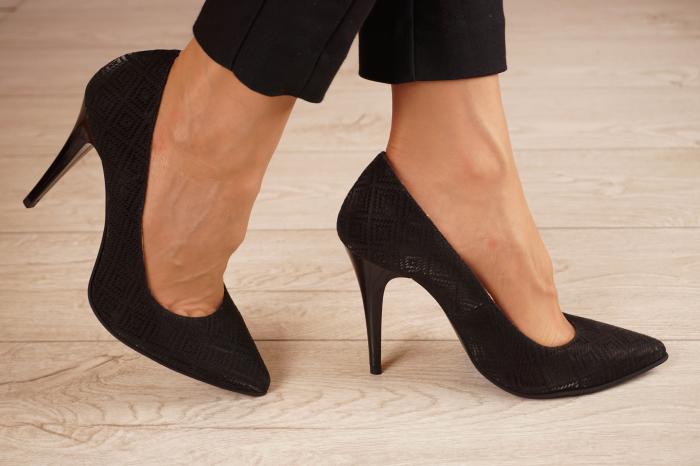 Pantofi dama din piele naturala cu imprimeu MSPD190-35-20 [1]