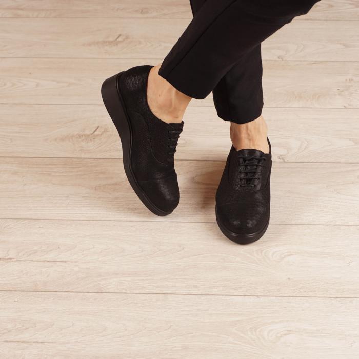 Pantofi dama din piele naturala croco MSPD61320-20 0