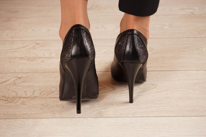 Pantofi dama stiletto din piele naturala lacuita MSPD50018-1-20 [3]
