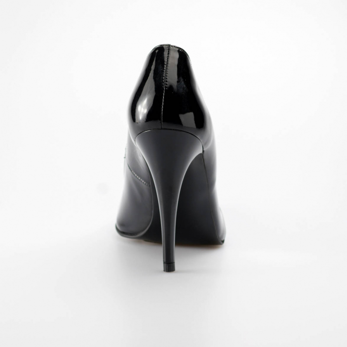 Pantofi dama din piele naturala lacuita MSPD51219-19 [3]