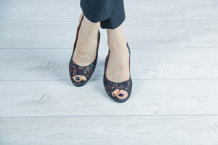 Sandale din piele naturala cu imprimeu MSSD3411-3-20 [1]