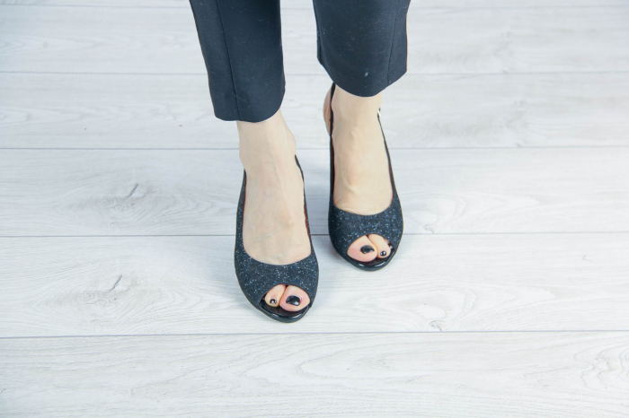 Sandale din piele naturala cu imprimeu MSSD3411-8-20 [2]