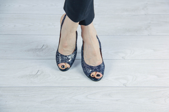 Sandale din piele naturala cu imprimeu MSSD3411-9-20 [1]