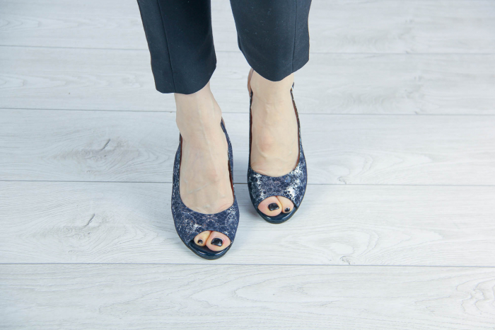 Sandale din piele naturala cu imprimeu MSSD3411-9-20 [2]