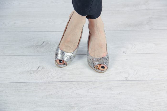 Sandale din piele naturala cu imprimeu MSSD4218-1-20 [1]
