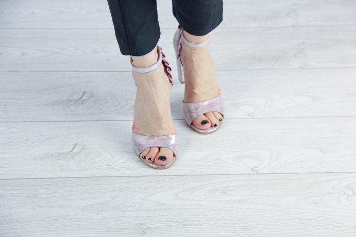 Sandale din piele naturala cu imprimeu MSSD5419-20 [2]