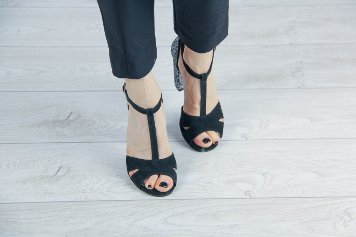 Sandale din piele naturala cu imprimeu MSSD7218-20 [2]