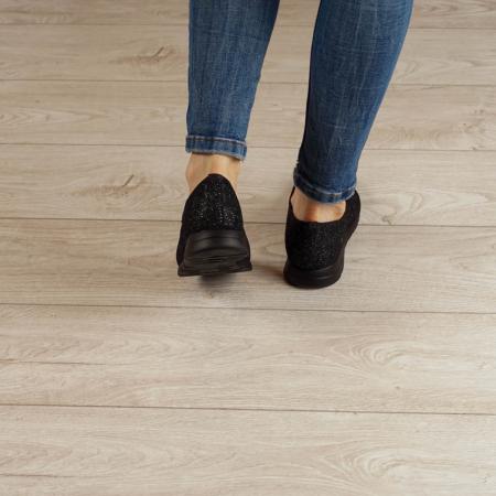 Adidas dama din piele naturala cu imprimeu MSPD53620-1-203