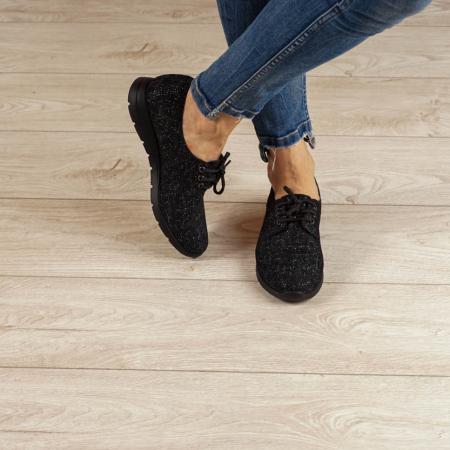 Adidas dama din piele naturala cu imprimeu MSPD53620-1-201