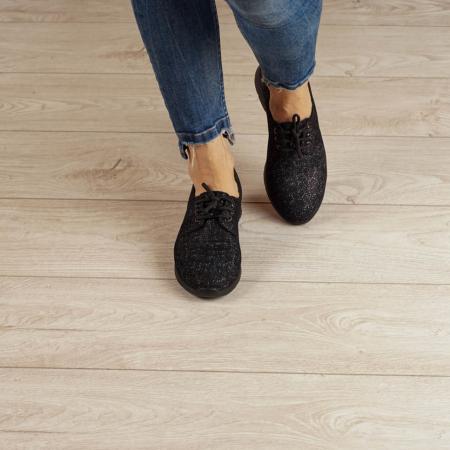 Adidas dama din piele naturala cu imprimeu MSPD53620-1-202