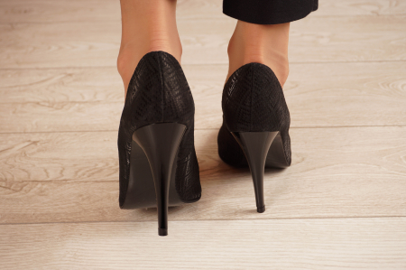 Pantofi dama din piele naturala cu imprimeu MSPD190-35-20 [3]